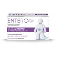 ENTEROLIFE X 20 FLACONCINI - PALADIN PHRMA