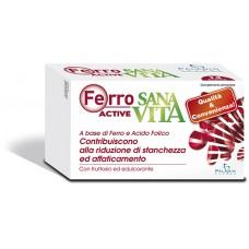 FERRO ACTIVE X 14 BUSTINA SANAVITA - PALADIN PHARMA