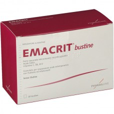 EMACRIT X 30 BUSTINA - PHARMALINE