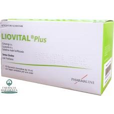 LIOVITAL® PLUS x 10 FLACONCINI - PHARMALINE