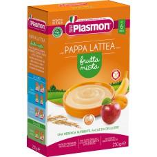 PAPPA LATTEA FRUTTA MISTA 250 g - PLASMON®