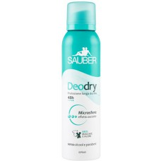 DEODRY 48h SPRAY 150 mL - SAUBER