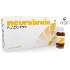 NEUROBRAIN X 10 FLACONCINI - SHEDIRPHARMA