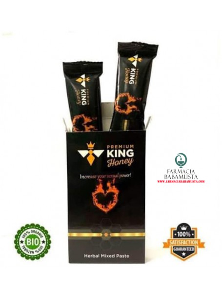 PREMIUM KING HONEY X 2 BUSTINA - MJALT AFRODIZIAK