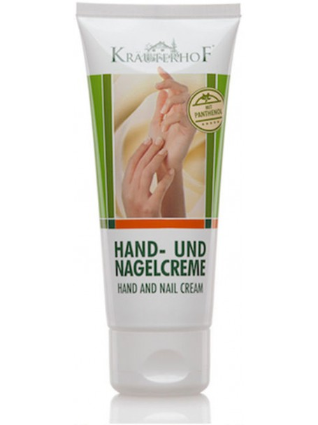 HAND AND NAIL CREAM 100 mL - KREM DUARSH - KRAUTERHOF