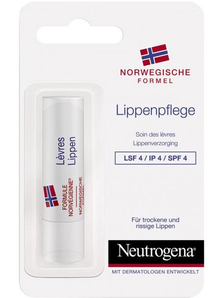 LIPPENPFLEGE SPF 4 - NEUTROGENA LIP