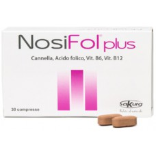 NOSIFOL PLUS X 30 TABLETA - SAKURA