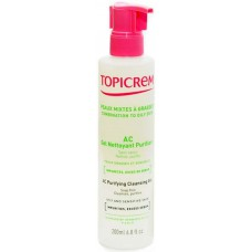 AC PURIFYING CLEANSING GEL 200 mL  - XHEL LARES 200 mL - TOPICREM
