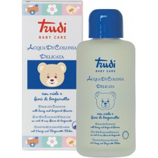 ACQUA DI COLONIA DELICATA 100 mL - TRUDI BABY CARE