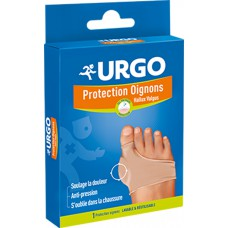 URGO PROTECTION OIGNONS HALLUX VALGUS - LABORATORIES URGO