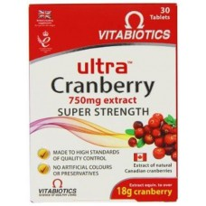 ULTRA CRANBERRY EXTRACT - VITABIOTICS