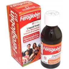 FEROGLOBIN  LIQUID - VITABIOTICS