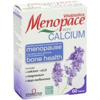 MENOPACE WITH CALCIUM x 60 TABLETA - VITABIOTICS