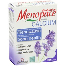 MENOPACE WITH CALCIUM x 60 TABLETA - VITABIOTICS