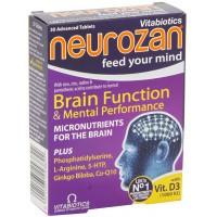 NEUROZAN FEED YOUR MIND X 30 TABLETA - VITABIOTICS