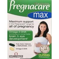 PREGNACARE® MAX DUAL PACK X 84 TABLETS/CAPSULES - VITABIOTICS