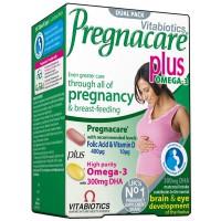 PREGNACARE® PLUS OMEGA 3 x 56 TAB - VITABIOTICS