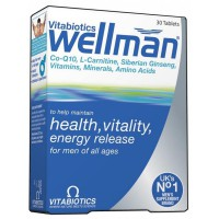 WELLMAN ORIGINAL X 30 TABLETA - VITABIOTICS