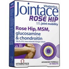 JOINTACE ROSE HIP X 30 TAB - VITABIOTICS