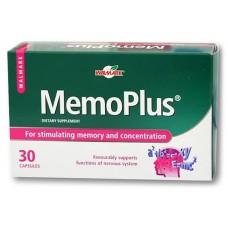 MEMOPLUS® X 30 TABLETA - WALMARK