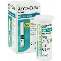 ACCU-CHEK® ACTIVE X 50 STRISHA - ROCHE