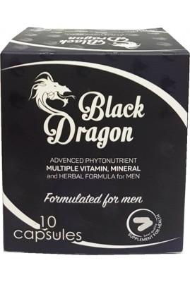 BLACK DRAGON FORMULUAR PËR BURRA - STIMULANT SEKSUAL BIMOR
