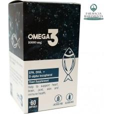 OMEGA 3 (1000 mg) X 60 KAPSULA - ILMA SHPK